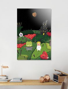 Discover «Sub_Frankenstein-1», Exclusive Edition Aluminum Print by seok won Kim - From $59 - Curioos