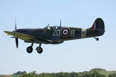 Supermarine Spitfire Mk XI MH434 / G-ASJV 'ZD-B' #flickr #plane #WW2