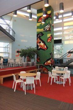 Projecten :: Olympus College/Jan Ligthart - Arnhem - BCI Fabrikant van schoolmeubilair sinds 1925