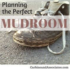 Building a Custom Home? How much thought have you given to your mudroom?