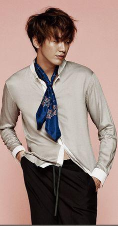 Geek Magazine / May 2015 Model 김영광 shirts/ SONO DRS