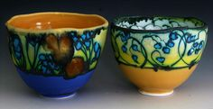 Pair of Bowls 3 by George Pearlman | GeorgePearlman.com