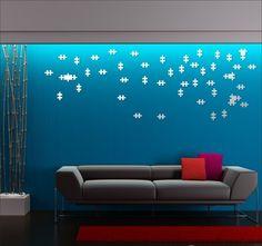 Set dekoračných zrkadiel v tvare puzzle Desktop Screenshot, Puzzle, Home Decor, Puzzles, Decoration Home, Room Decor, Home Interior Design, Puzzle Games, Home Decoration