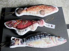 3 pesci profumatori ambienti e armadi di papaiameccanica su Etsy
