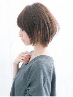 「neutral」戸崎亨祐 小顔ショートボブ ワンサイドタンバルモリ - 24時間いつでもWEB予約OK!ヘアスタイル10万点以上掲載!お気に入りの髪型、人気のヘアスタイルを探すならKirei Style[キレイスタイル]で。