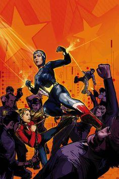 tondorajudit: Wonder Woman '77 meets The Bionic Woman #2 covers ...