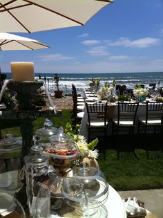 Beach wedding at 1007 So Pacific St Oceanside Ca