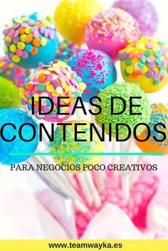 Como aplicar una estrategia de marketing de contenidos para negocios poco creativos