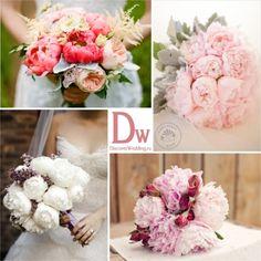 Пионовая свадьба | DiscoverWedding.ru