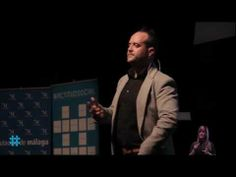 """Antonio del Aguila (@IBERMENA), Ponencia """"Emprender en Internet, desde creación hasta social media"""" en #ActitudSocial III - YouTube"""