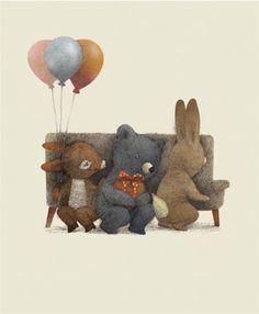 A little bit sweet and fluffy by Renata Liwska