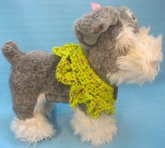 Pet Ruffle Collar Dog Cat Werewolf by HandCraftedByBren on Etsy