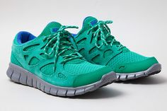 Nike Free Run+ 2 #Nike #Sneaker #FreeRun  I would want different colors