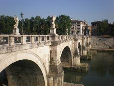 HISTORIA Y TURISMO EN ROMA: Roma: El Puente Sant`Angelo