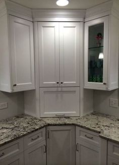 kitchen pantry cabinets New Kitchen Cabinets Corner Pantry Appliance Garage 44 Ideas Kitchen Appliance Storage, Kitchen Pantry Design, Kitchen Pantry Cabinets, Kitchen Corner, Kitchen Ideas, Kitchen Reno, Appliance Cabinet, Corner Pantry Cabinet, Kitchen Cabinets For Corners