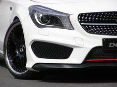 Mercedes-Benz CLA 200 by Domanig