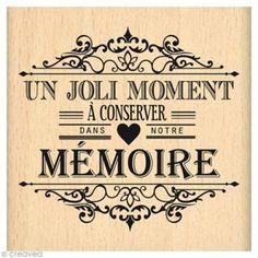Florilèges Design Tampon Scrapbooking Un Grand Jour, Beige Fonts Quotes, Calligraphy Quotes, Tampon Scrapbooking, Jolie Phrase, Etiquette Vintage, Images Vintage, Decoupage, Rockabilly Pin Up, French Words