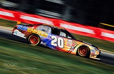 Kenny Habul in the #20 Joe Gibbs Racing Toyota by danvolkens