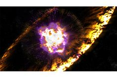 An international team of scientists has found evidence of a series of massive supernova explosions near our solar system, which showered the Earth with radioactive debris. Cosmos, Shock Wave, Space Telescope, Science News, Kid Science, Our Solar System, To Infinity And Beyond, Our Planet, Geology