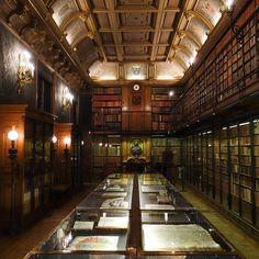 Chantilly Castle Library, Near Paris, France