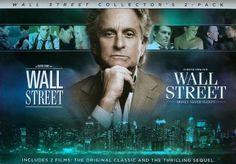 Wall Street/Wall Street: Money Never Sleeps [2 Discs] [DVD]