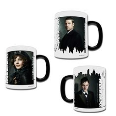 Gotham TV Morphing Mug Set