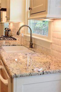 Pro #4882997 | Windmill Countertops | Batavia, IL 60510 Oak Lawn, Concrete Counter, Updated Kitchen, Windmill, Countertops, Kitchen Design, Sink, Projects, Home Decor
