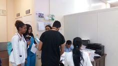 Paro de médicos se cumple a medias en el Hospital Padre Billini