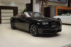 This Rolls-Royce Dawn Wears Its Darkness Like A Black Badge Of Honor