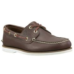 Timberland Men's Classic Boat Shoe, Dark Brown, 11 M Traditional two-eyelet boat shoe with around-the-collar lacing and moc-toe stitching Non-marking outsole Timberland Classic, Timberland Mens, Loafer Shoes, Men's Shoes, Loafers, Mens Fashion Website, Summer Boots, Timberlands Shoes, Cool Boots