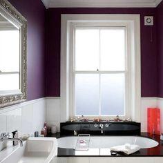 Purple Bathroom Design Trends
