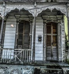Abandoned New Orleans Home