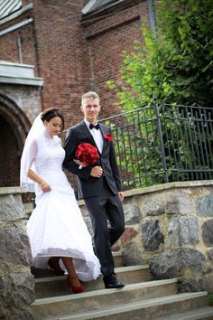 Mr. and Mrs. Hajduk :)