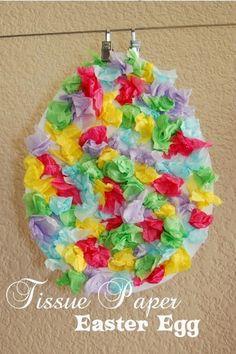 Easter Egg Crafts for Kids - Mums Make Lists