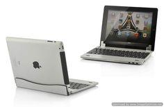 Magnetic Wireless Keyboard + Powerbank For iPads