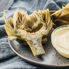 Artichokes cooked in the Instant Pot and served with a spicy garlic mustard dip Easy Pressure Cooker Recipes, Instant Pot Pressure Cooker, Low Carb Recipes, Cooking Recipes, Lamb Recipes, Gf Recipes, Diabetic Recipes, Low Carb Appetizers, Appetizer Recipes