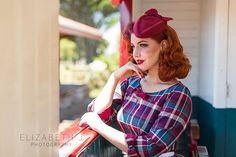 I'm falling more and more in love with my ginger hair each day <3 I think it will be here to stay for a while ;-) Photo by @elizabethjphotographer, Dress from @misscandyflossofficial #missvictoryviolet #elizabethjphotography #misscandyfloss #pinup #pinupstyle  #vintagestyle #ginger