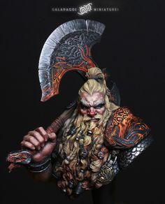 'Volkan Lostblood' Dragon Ripper - BESTSOLDIERSHOP