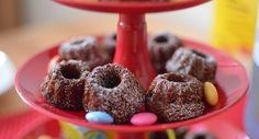 Mini Gugl - Mini Cakes Pudding, Baking, Desserts, Food, Tailgate Desserts, Patisserie, Puddings, Dessert, Postres