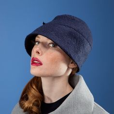 'Isla' cloche hat