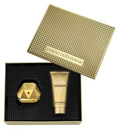 Paco Rabanne Lady Million 50ml gift set - Boots