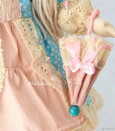 Мастерим маленький зонтик для куклы: публикации и мастер-классы – Ярмарка Мастеров