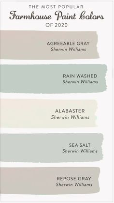 the best farmhouse paint colors life on southpointe on most popular interior paint colors for 2021 id=66603