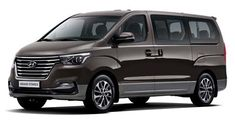 2018 Welcomes Hyundai's Facelifted Grand Starex Minivan - Autos Online Minivan, Motor Diesel, First Drive, Line Friends, Luxury Suv, Used Cars, Cars And Motorcycles, Product Launch, Urban