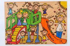 Personalized thank you sign for teacher nanny image 0 Wooden Door Signs, Wooden Doors, Thank You Sign, Teacher, Handmade, Etsy, Image, Hand Made, Professor