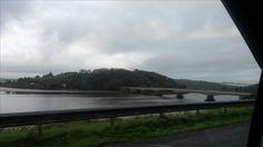 bridge before Yuoghal oecan Atlantic