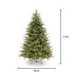 White Branches, Tree Branches, Rotating Tree Stand, White Light Shades, Pre Lit Christmas Tree, Metal Tree, Kit Homes, Light Colors, Lights