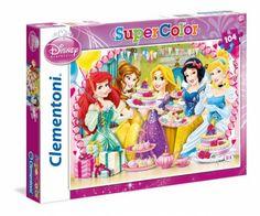 Puzzles fiesta de princesas ( Ref:  0000027914 )