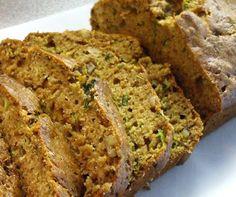 HCG Diet (P3) Zucchini Bread