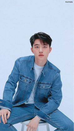 Do KyungSoo photoshoot